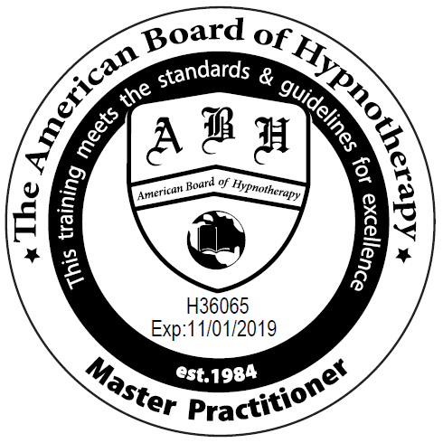 American Board of Hypnotherapy Master Practitioner